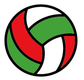 Simple volleyball Morten