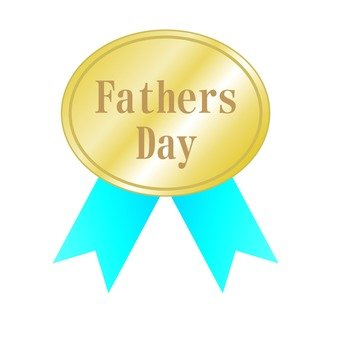 Gift sticker (Father's Day)