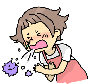 Cough with cold, runny nose