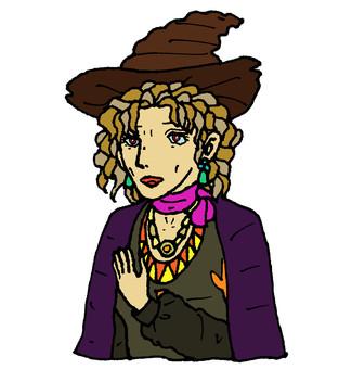 Wizard Laura