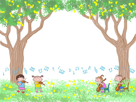 Music Concert 9-Under the Blooming Tree