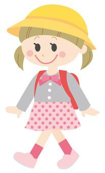 Elementary school girl 2