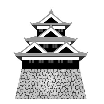 Japanese Castle 6