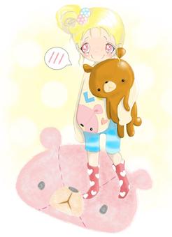 Kuma-chan ♪