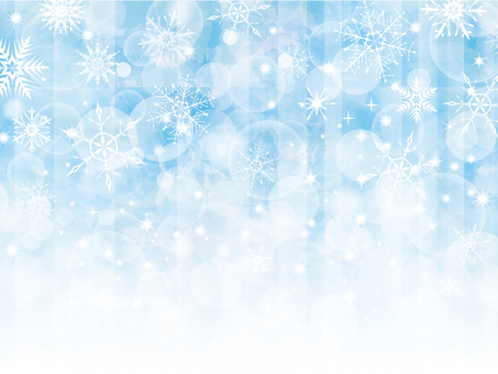 Snow Crystal Snowscape background material Wallpaper Winter January December picture