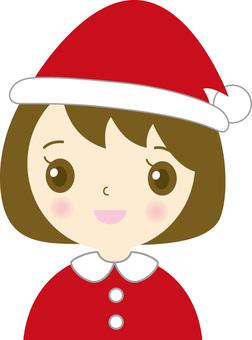 聖誕節·女孩4