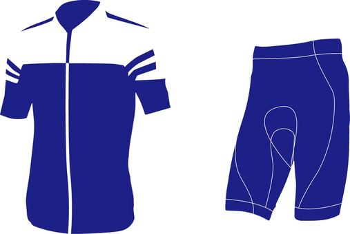 Road bike cycle jersey