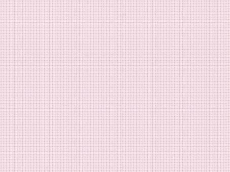Cross stitch cloth (pink)