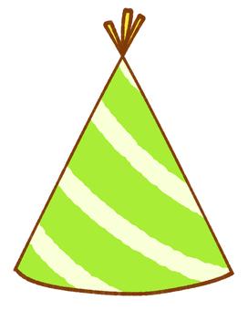 派對帽(綠色)