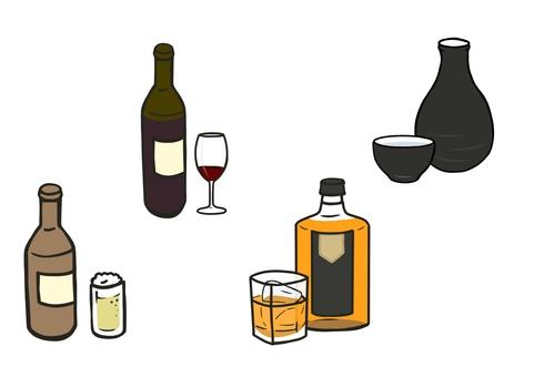 生活 飲酒 アルコール