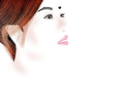 Women's profile profile series 04