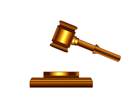 Auction Hammer Judge