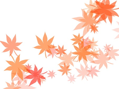 Autumn Leaves Background Simple