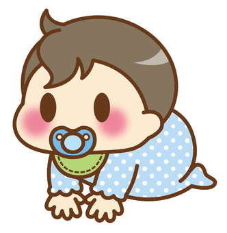 Baby (boy) * Yes Yes い い _ Pacifier