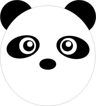 Panda B & W