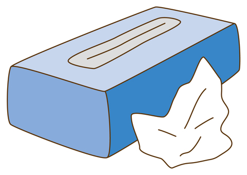 Garbage Separation / Tissue and Box