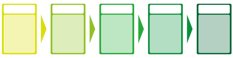 圖表(列表/綠色)
