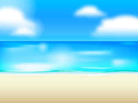 Sea and sky background