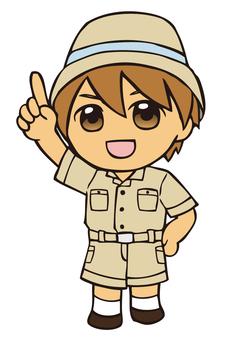 Explorer (boy)