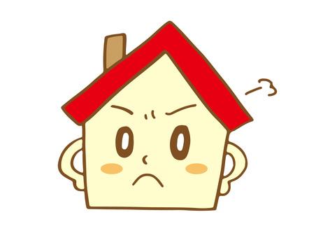 House (angry)
