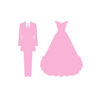 婚紗禮服燕尾服