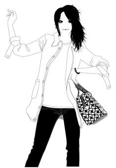 Women Illustration 14