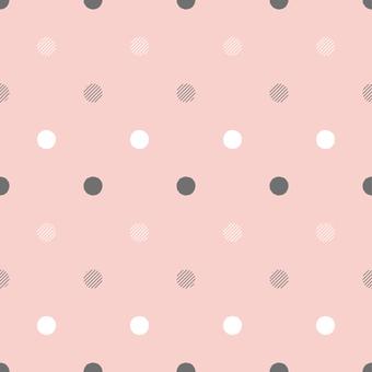Fashionable dot pattern -4