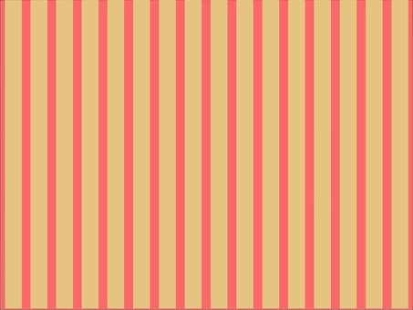 米色和桃色的亮條紋