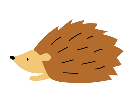 Hedgehog clipart