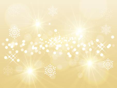 Glitter gold background