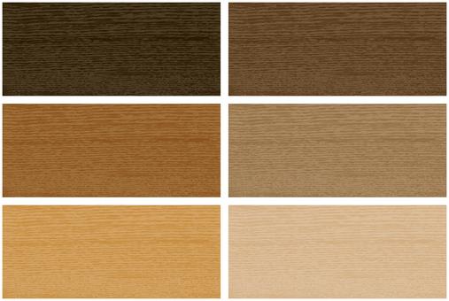 Wood board (brown) set