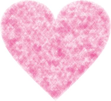 Heart material 4g