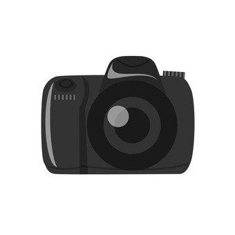 카메라 (검정)
