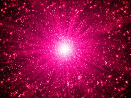 Glittering star 6