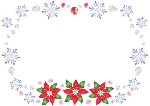 Snow frame 3