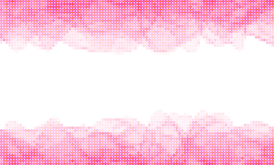 도트 텍스처 - 핑크