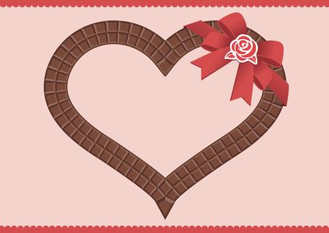 Heart Frame Chocolate 4
