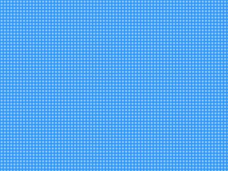 Dot pattern (light blue)