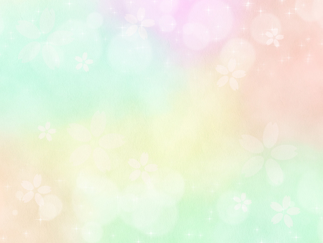 Spring image background