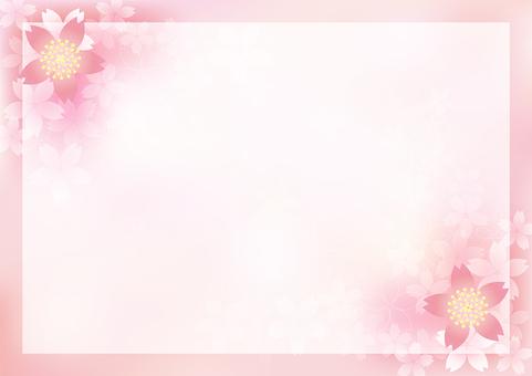벚꽃 & 프레임 18