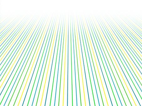 Thin 3D stripes