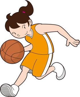 Dribbling Basketball 2