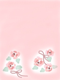 Background Pink and rose