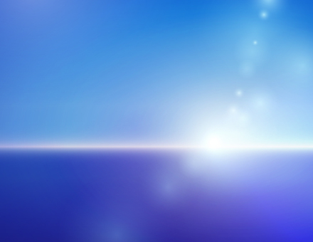 Blue sea and sky image background _ simple