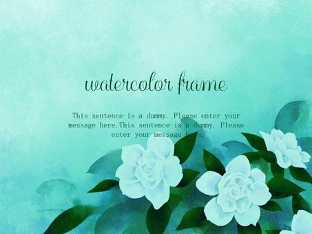 No frame 01 / green