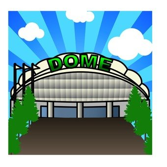 Dome illustration