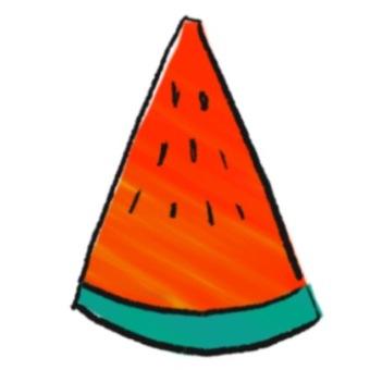 Small watermelon