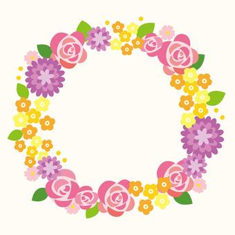Flower ring _ 3