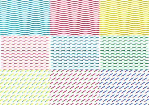 Stripe / dot