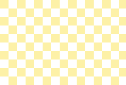 Checkerboard postcard